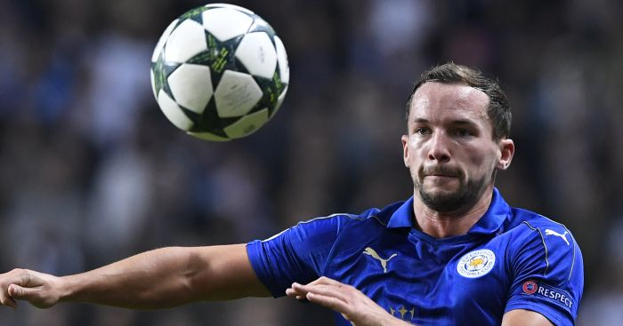 Danny Drinkwater: In action for Leicester