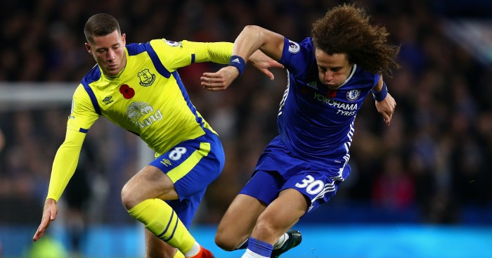 David Luiz: Impressing for Chelsea