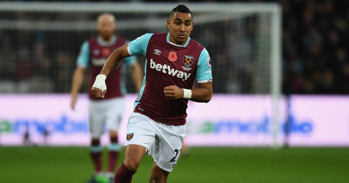 Dimitri Payet: Midfielder hinted at move