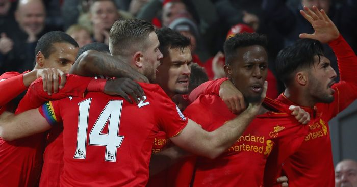 Divock Origi: Breaks Sunderland resolve