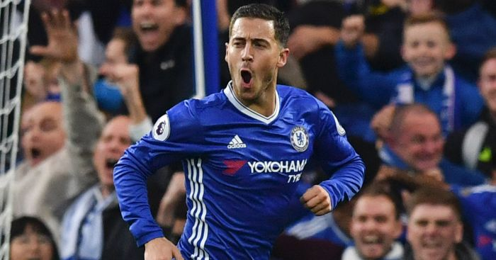 Eden Hazard: Discusses Chelsea future