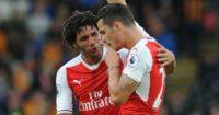 Mohamed Elneny: Happy at Arsenal