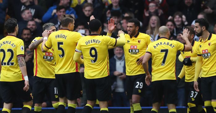 Etienne Capoue: Scores after 33 seconds