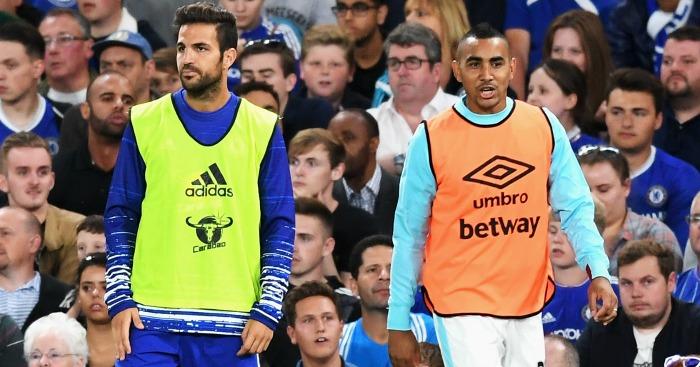 Cesc Fabregas: Lined up to replace Fabregas