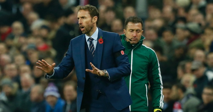 Gareth Southgate: In charge of last three matches