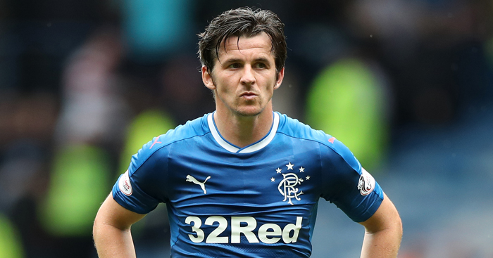 Joey Barton: Unhappy time north of the border