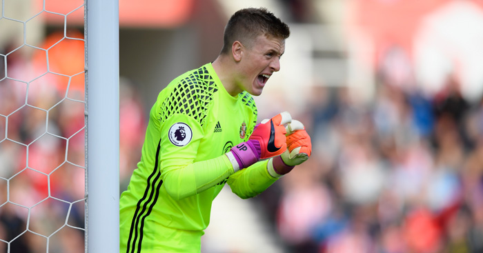 Jordan Pickford: Impressive in win over Hull