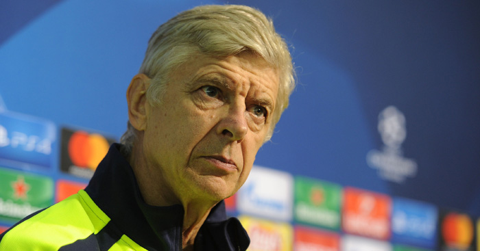 Arsene Wenger: Impressed by Arsenal's growing character