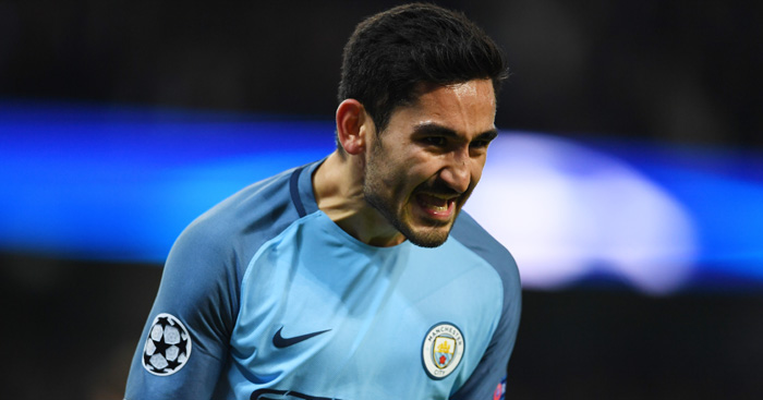 Ilkay Gundogan: Midfielder in supreme form