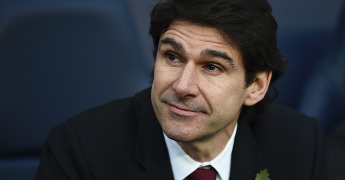 "Aitor Karanka: ""Aamazing feeling"" after draw"