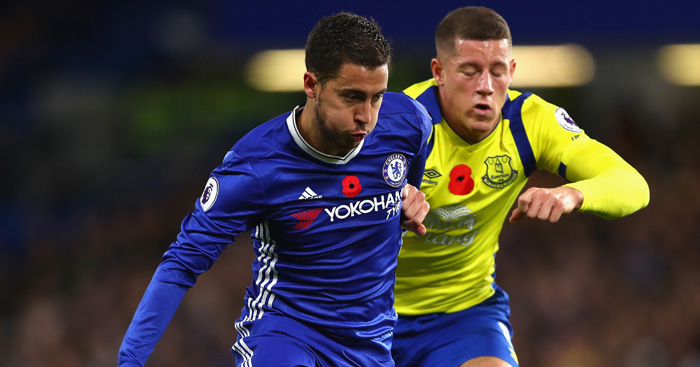 "Eden Hazard: ""Fantastic without the ball,"" says Conte"