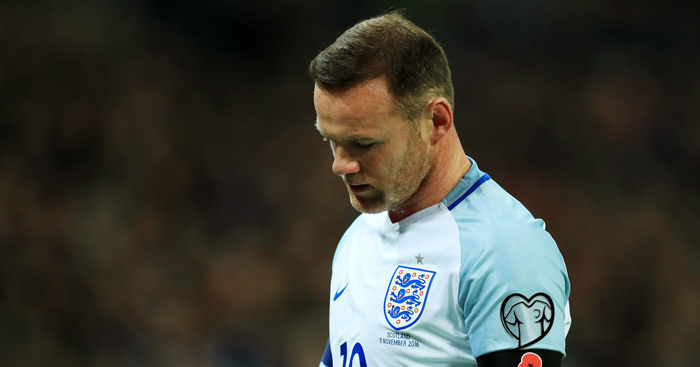 Wayne Rooney: No action
