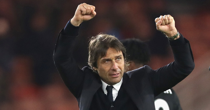 Antonio Conte: Chelsea boss impressing with transformation