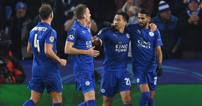 Leicester City: Champions League Group G winners