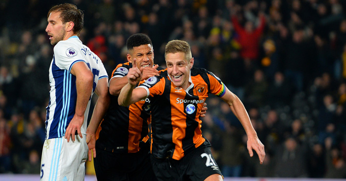 Michael Dawson: On scoresheet again for Hull