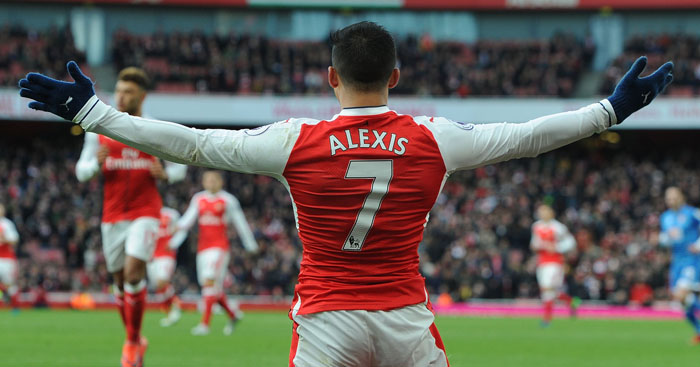 Target: Alexis Sanchez wanted by Inter Milan