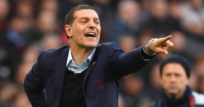Slaven Bilic: Does not fear West Ham axe