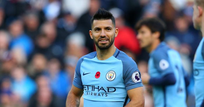 Sergio Aguero: Linked with a move to French side PSG