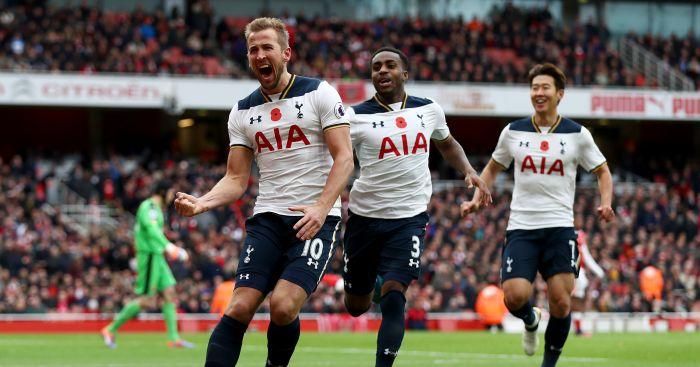 Harry Kane: Scored Tottenham's second-half equaliser
