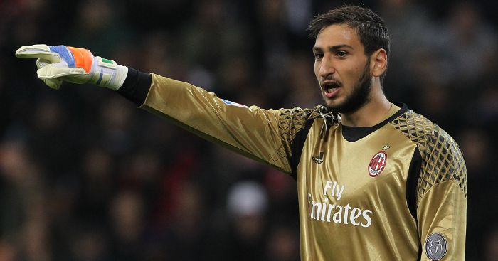 Gianluigi Donnarumma: Already a star at AC Milan