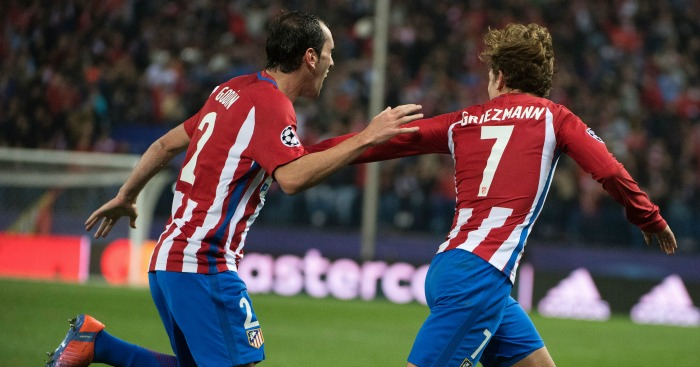 Diego Godin: Wanted by United