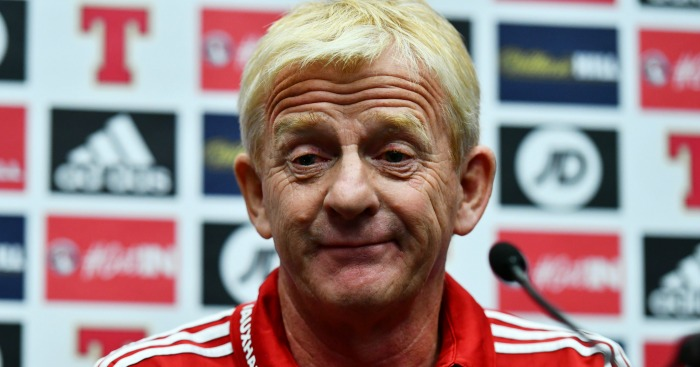Gordon Strachan: Struggling