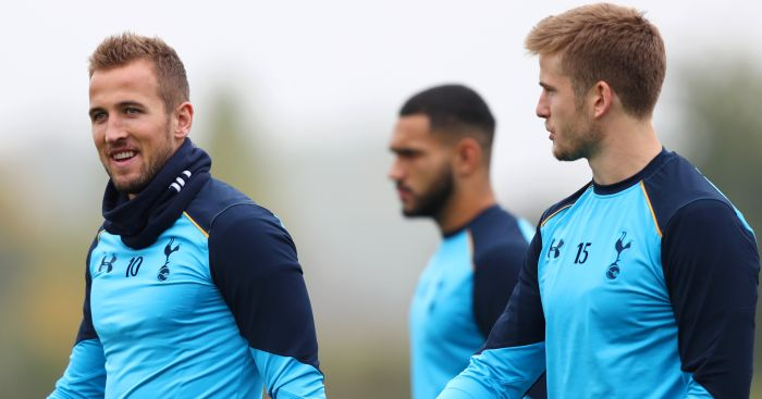 Harry Kane: Back in Tottenham squad