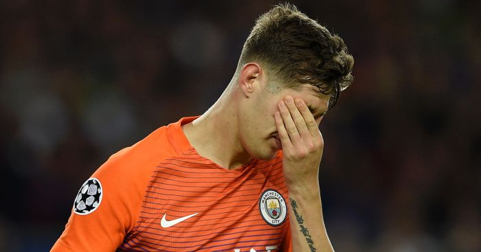 John Stones: Faces the wrath of Roy Keane