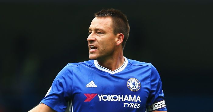 John Terry: Given Chelsea run-out