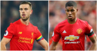 Jordan Henderson & Marcus Rashford: Had good games