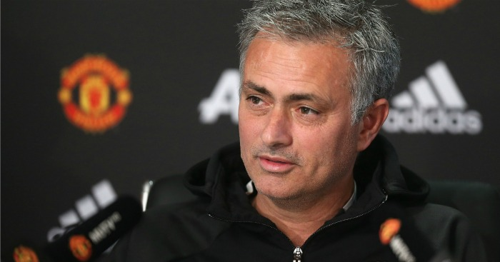 Jose Mourinho: Happy with squad