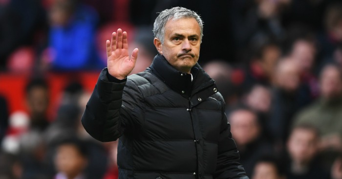 Jose Mourinho: Wants stay at United