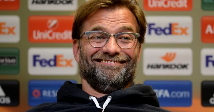 Jurgen Klopp: Drops Steven Gerrard hint