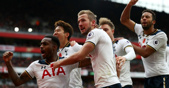 Harry Kane: On the spot for Tottenham