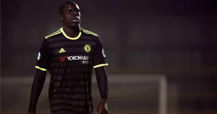 Kurt Zouma: Defender is close to first-team return