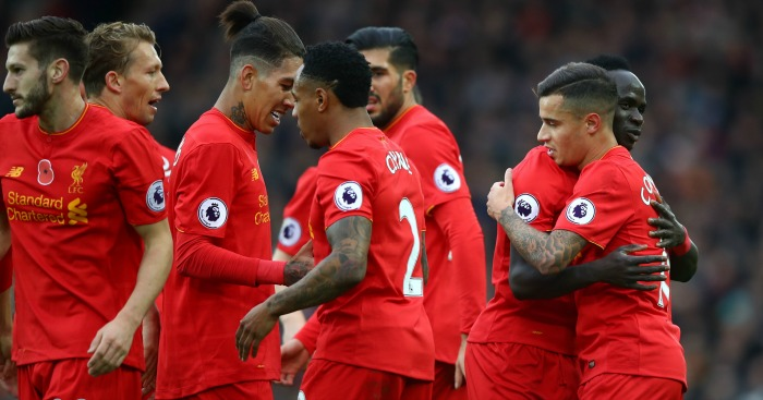 Liverpool: Huge win underlines title credentials