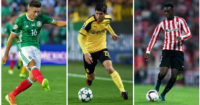 Liverpool: Linked with attacking trio