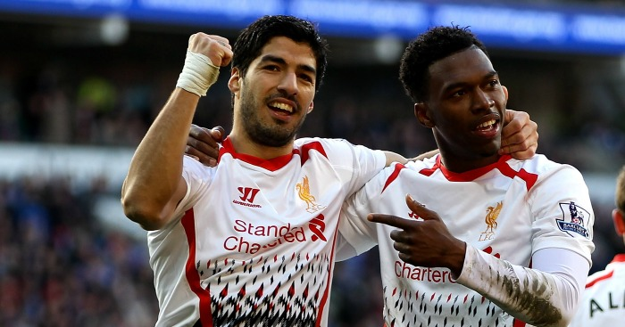 Luis Suarez & Daniel Sturridge: Duo starred together