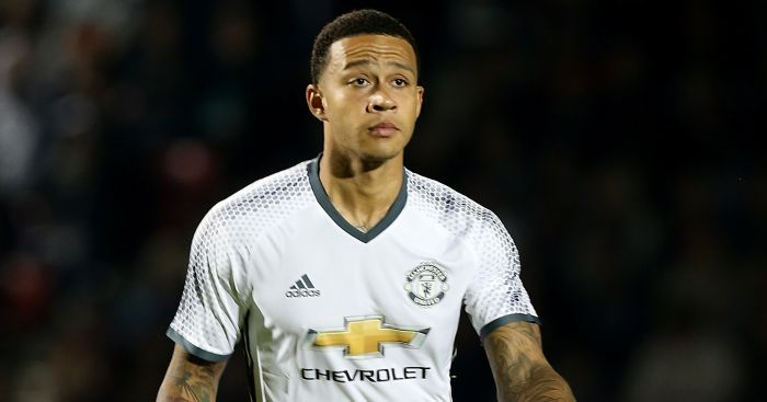 Memphis Depay: Unable to make United impact