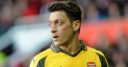 Mesut Ozil: Went missing at Old Trafford