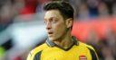 Mesut Ozil: Went missing at Old Trafford