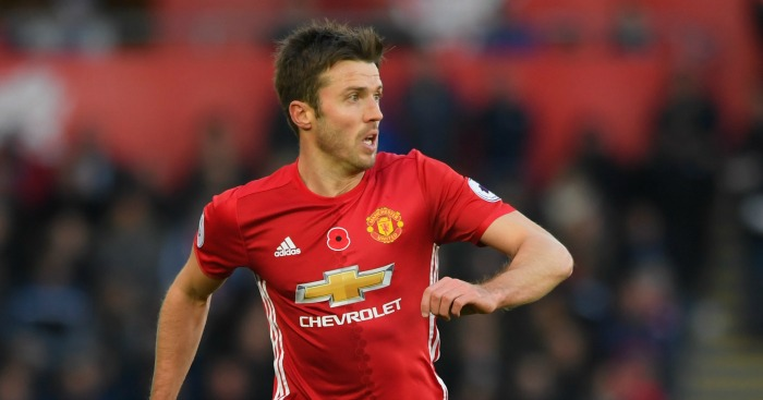 Michael Carrick: Relaxed about his future