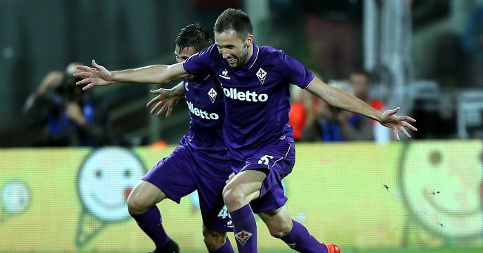 Milan Badelj: Midfielder impressing for Fiorentina