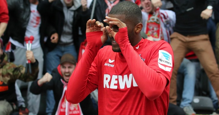 Anthony Modeste: Almost moved to Arsenal
