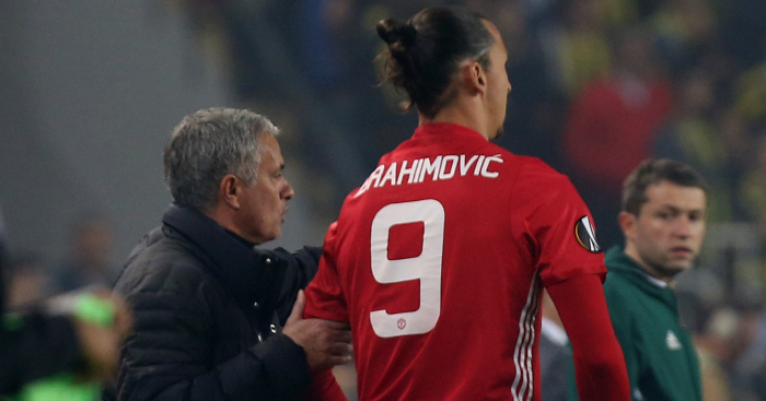 Jose Mourinho: Confirms extension for Zlatan