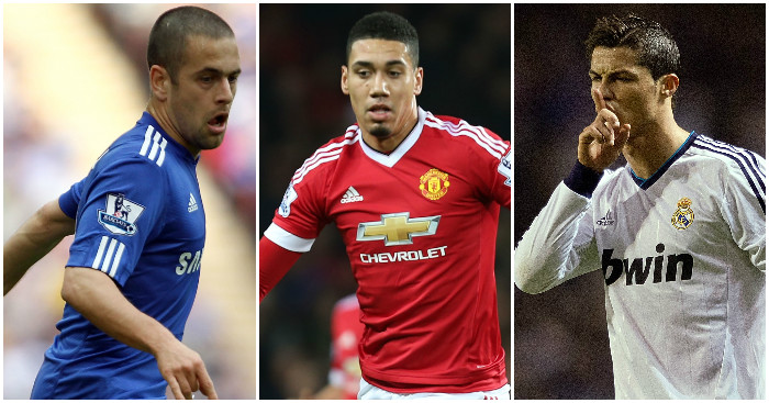 Cole, Smalling & Ronaldo: All subject of Mourinho's ire