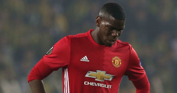 Paul Pogba: Not as bad as made out