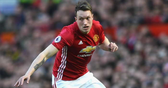 Phil Jones: Talks Arsenal draw and his return to action