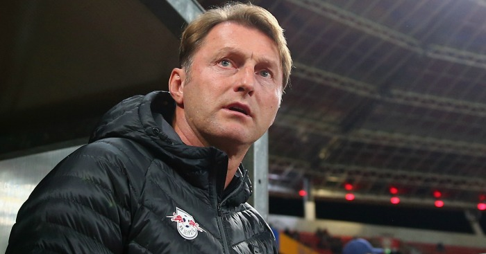 Ralp Hasenhuttl: Coveted by Arsenal