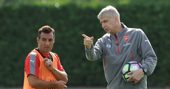Santi Cazorla: Midfielder sidelined through injury